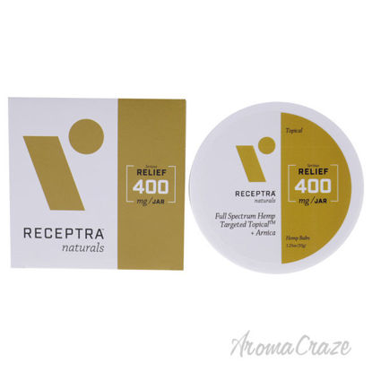 Picture of Serious Relief 400mg Balm by Receptra Naturals for Unisex - 1.25 oz Balm