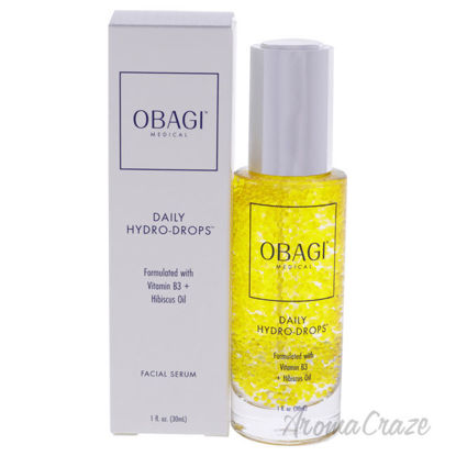 Picture of Daily Hydro-Drops Facial Serum by Obagi for Women - 1 oz Serum