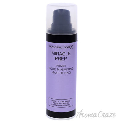 Picture of Miracle Prep Pore Minimising and Mattifying Primer by Max Factor for Women - 1.01 oz Primer