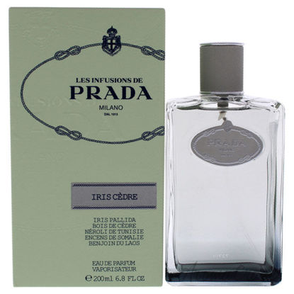 Picture of Infusion Diris Cedre by Prada for Women - 6.8 oz EDP Spray