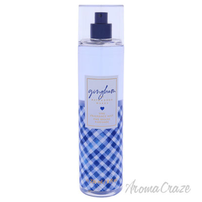Picture of Gingham by Bath and Body Works for Unisex - 8 oz Fragrance Mist