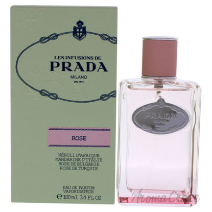 Picture of Infusion De Rose by Prada for Women - 3.4 oz EDP Spray