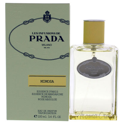 Picture of Les Infusions Mimosa by Prada for Women - 3.4 oz EDP Spray