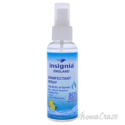 Picture of Insignia Disinfectant Spray by Insignia for Unisex - 4 oz Hand Sanitizer
