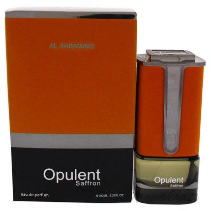 Picture of Opulent Saffron by Al Haramain for Men - 3.33 oz EDP Spray