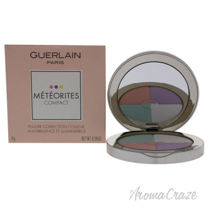 Picture of Meteorites Compact Blotting and Lighting Powder - 2 Light by Guerlain for Women - 0.28 oz Powder