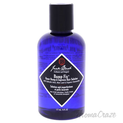 Picture of Bump Fix Razor Bump and Ingrown Hair Solution by Jack Black for Unisex - 6 oz Hair Solution