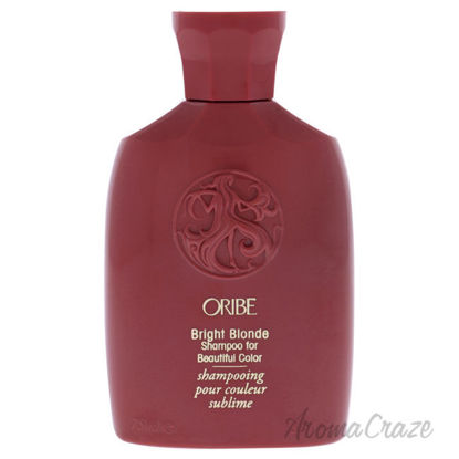 Picture of Bright Blonde Shampoo for Beautiful Color by Oribe for Unisex - 2.5 oz Shampoo