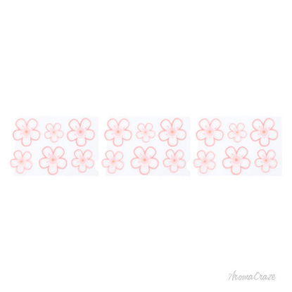 Picture of Slice Sheet Mask - Cherry Blossom by Kocostar for Unisex - 1 Pc Mask - Pack of 3