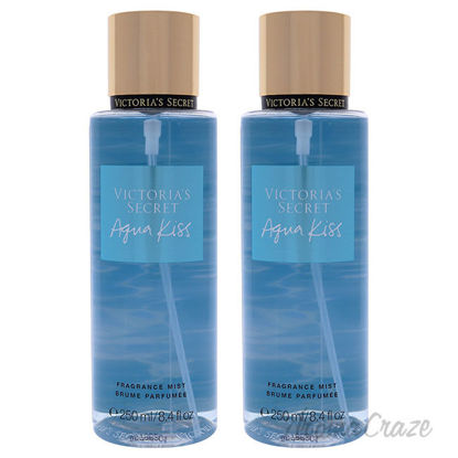 Picture of Aqua Kiss by Victorias Secret for Women - 8.4 oz Fragrance Mist - Pack of 2