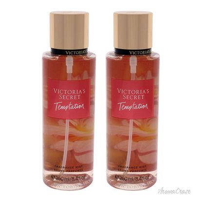 Picture of Temptation by Victorias Secret for Women - 8.4 oz Fragrance Mist - Pack of 2