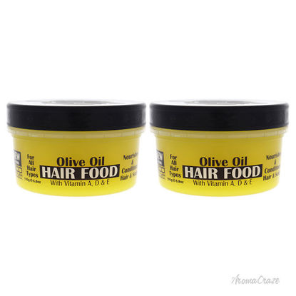 Picture of Hair Food - Olive Oil by Ecoco for Unisex - 6.8 oz Oil - Pack of 2