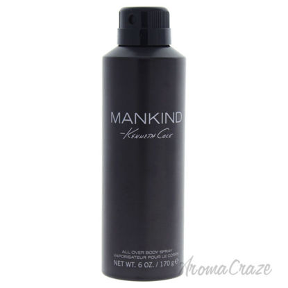 Picture of Mankind by Kenneth Cole for Men - 6.8 oz Body Spray