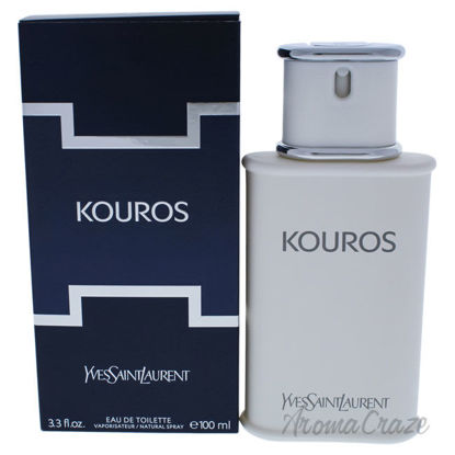 Picture of Kouros by Yves Saint Laurent for Men - 3.3 oz EDT Spray (Tester)