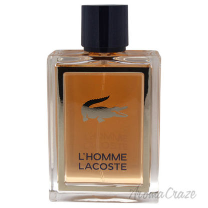 Picture of LHomme by Lacoste for Men - 3.3 oz EDT Spray (Tester)