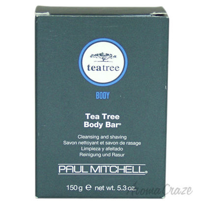 Picture of Tea Tree Body Bar by Paul Mitchell for Unisex - 5.3 oz Body Bar