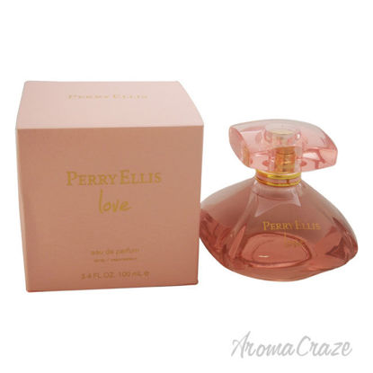 Picture of Perry Ellis Love by Perry Ellis for Women - 3.4 oz EDP Spray
