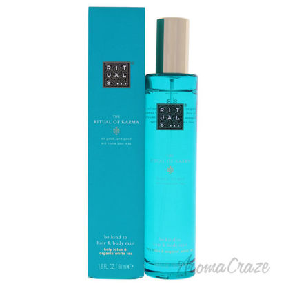 Picture of The Ritual of Karma Hair and Body Mist by Rituals for Unisex - 1.7 oz Body Mist