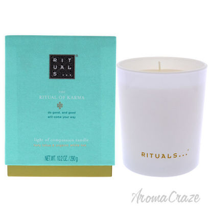 Picture of The Ritual of Karma Candle by Rituals for Unisex - 10.2 oz Candle