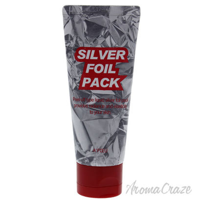 Picture of Silver Foil Pack by Apieu for Unisex 2 oz Mask
