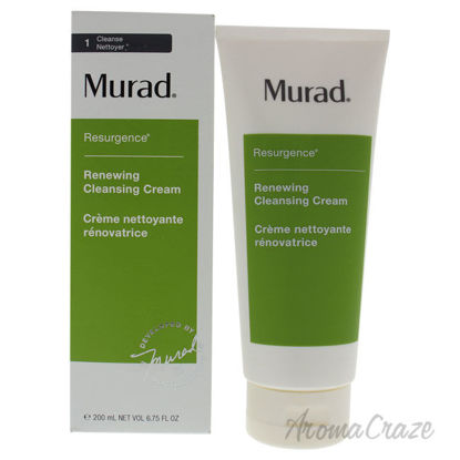 Picture of Renewing Cleansing Cream by Murad for Unisex 6.75 oz Cleanser