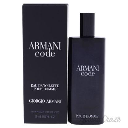 Picture of Armani Code by Giorgio Armani for Men 0.5 oz EDT Spray