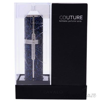 Picture of Couture Swarovski Perfume Atomizer Moonlight by Travalo for Unisex 0.17 oz Refillable Spray