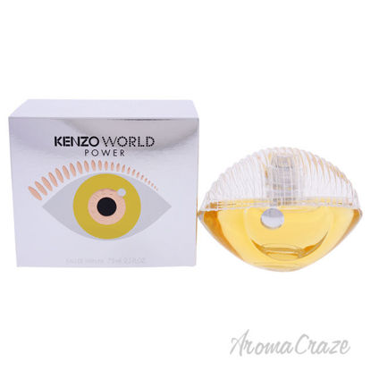 Picture of Kenzo World Power by Kenzo for Women 2.5 oz EDP Spray