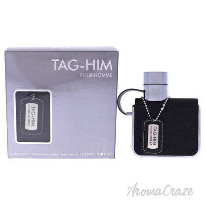 Picture of Tag Him Pour Homme by Armaf for Men 3.4 oz EDT Spray