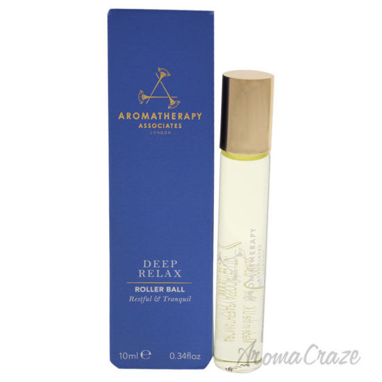 Picture of Deep Relax Rollerball by Aromatherapy Associates for Women 0.34 oz Rollerball