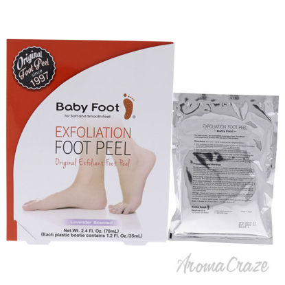 Picture of Original Exfoliant Foot Peel by Baby Foot for Women 1 Pc Foot Peel