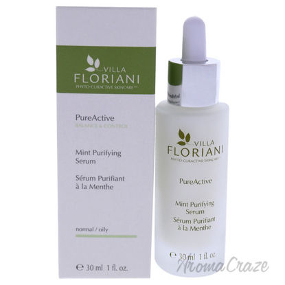 Picture of PureActive Purifying Serum Mint by Villa Floriani for Unisex 1 oz Serum