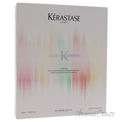 Picture of Fusio dose Homelab Discipline by Kerastase for Unisex 4 x 0.2 oz Treatment