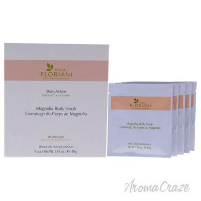 Picture of BodyActive Body Scrub Magnolia by Villa Floriani for Women5 x 1.41 oz Scrub