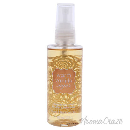 Picture of Warm Vanilla Sugar by Bath and Body Works for Unisex 3 oz Fragrance Mist