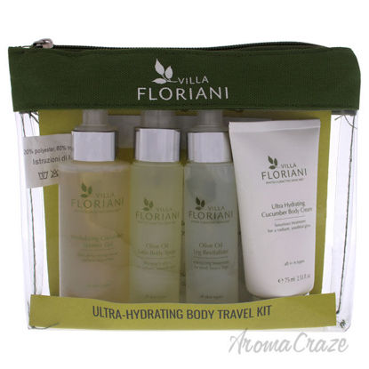 Picture of Ultra Hydrating Body Travel Kit by Villa Floriani for Unisex 5 Pc 3.4oz