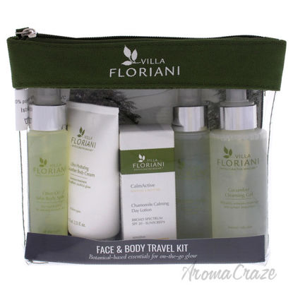 Picture of Face and Body Travel Kit by Villa Floriani for Women 5 Pc