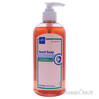 Picture of Antibacterial Liquid Hand Soap by Medline for Unisex 16 oz Hand Soap