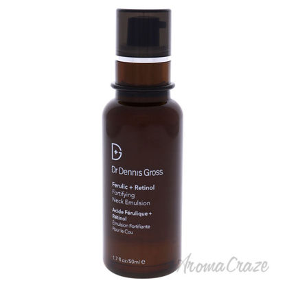 Picture of Ferulic Plus Retinol Fortifying Neck Emulsion by Dr. Dennis Gross for Unisex 1.7 oz Emulsion