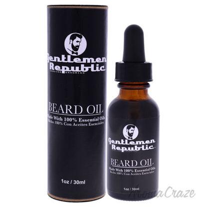Picture of Beard Oil by Gentlemen Republic for Men 1 oz Beard Oil