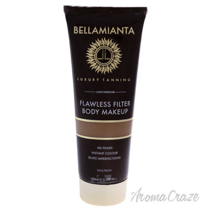 Picture of Flawless Filter Body Makeup Light Medium by Bellamianta for Women 3.38 oz Bronzer