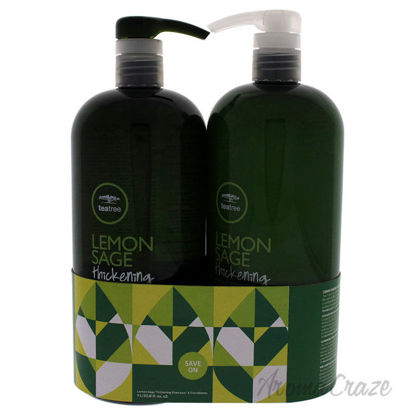 Picture of Tea Tree Lemon Sage Thickening Kit by Tea Tree for Unisex 2 Pc Kit