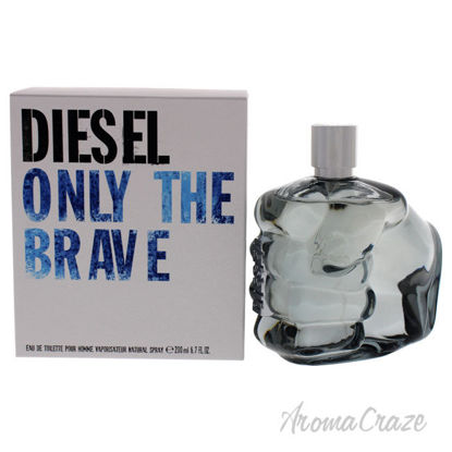 Picture of Diesel Only The Brave by Diesel for Men 6.7 oz EDT Spray
