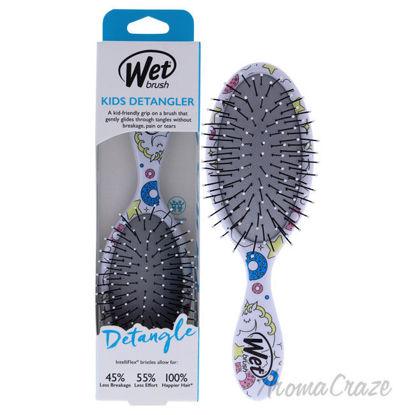 Picture of Kids Detangler Brush Unicorn by Wet Brush for Kids 1 Pc Hair Brush