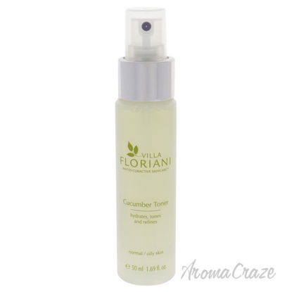 Picture of Cucumber Toner by Villa Floriani for Women 1.69 oz Toner