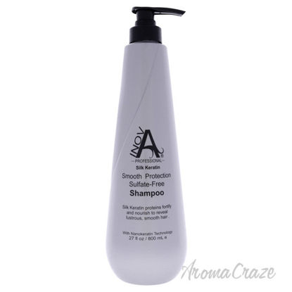 Picture of Silk Keratin Smooth Protection Sulfate Free Shampoo by Inova Professional for Unisex 27 oz Shampoo
