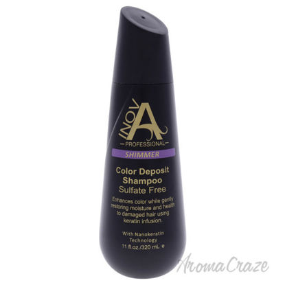 Picture of Color Deposit Shampoo Sulfate Free Shimmer by Inova Professional for Unisex 11 oz Shampoo