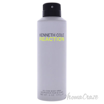 Picture of Kenneth Cole Reaction by Kenneth Cole for Men 6 oz Body Spray