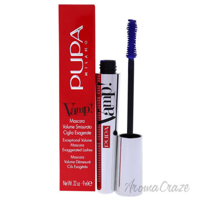 Picture of Vamp! Mascara 301 Electric Blue by Pupa Milano for Women 0.32 oz Mascara