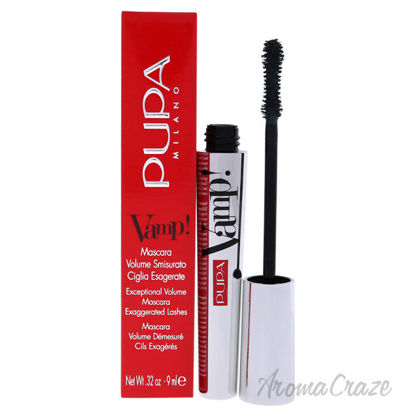 Picture of Vamp! Mascara 504 Military Green by Pupa Milano for Women 0.32 oz Mascara